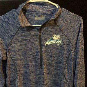 Under Armour Jackets & Coats - Under Armour West Michigan Whitecaps